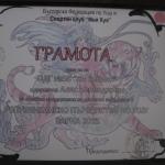 Награди и Отличия 2179